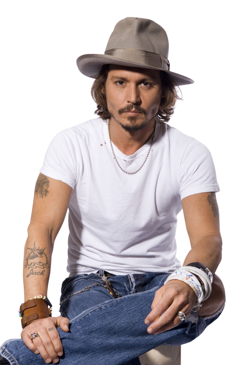 Johnny Depp PNG Transparent Image - Johnny Depp PNG