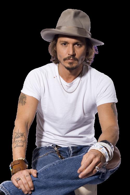 Johnny Depp PNG Transparent Image - Johnny Depp PNG
