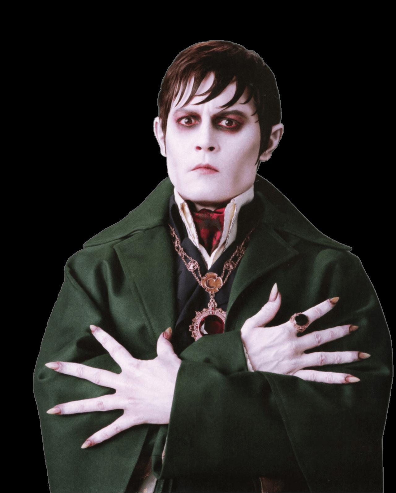 Johnny Depp Scary - Johnny Depp PNG