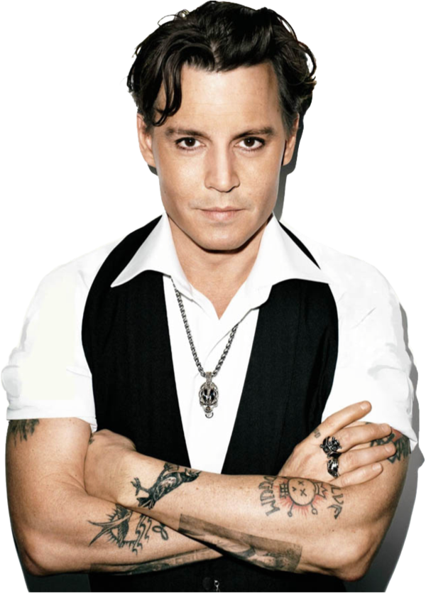 Johnny Depp Transparent Background - Johnny Depp PNG