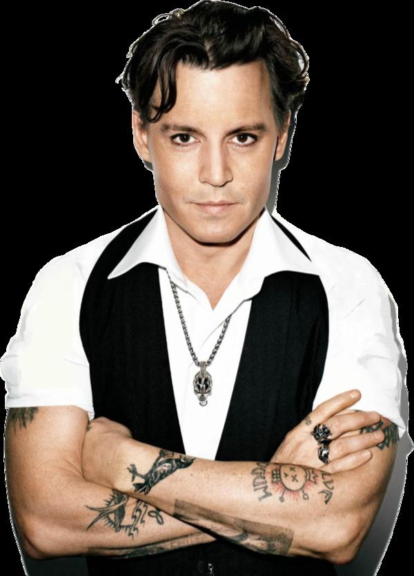 Johnny Depp Transparent Background - Johnny Depp PNG