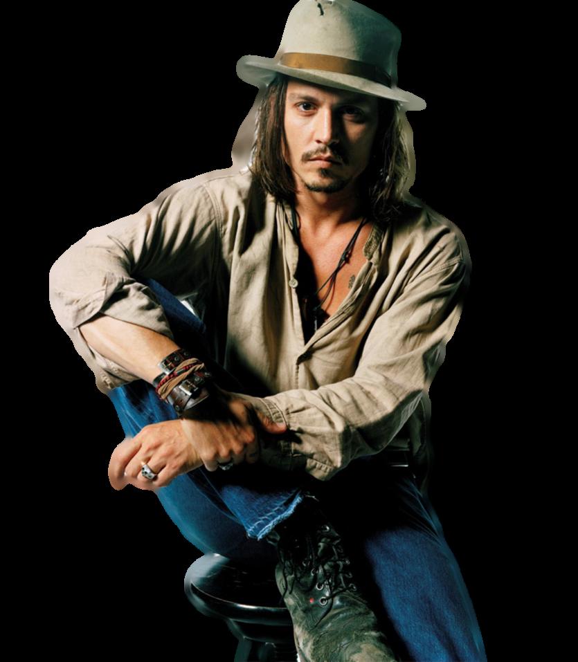 Johnny Depp Transparent PNG - Johnny Depp PNG