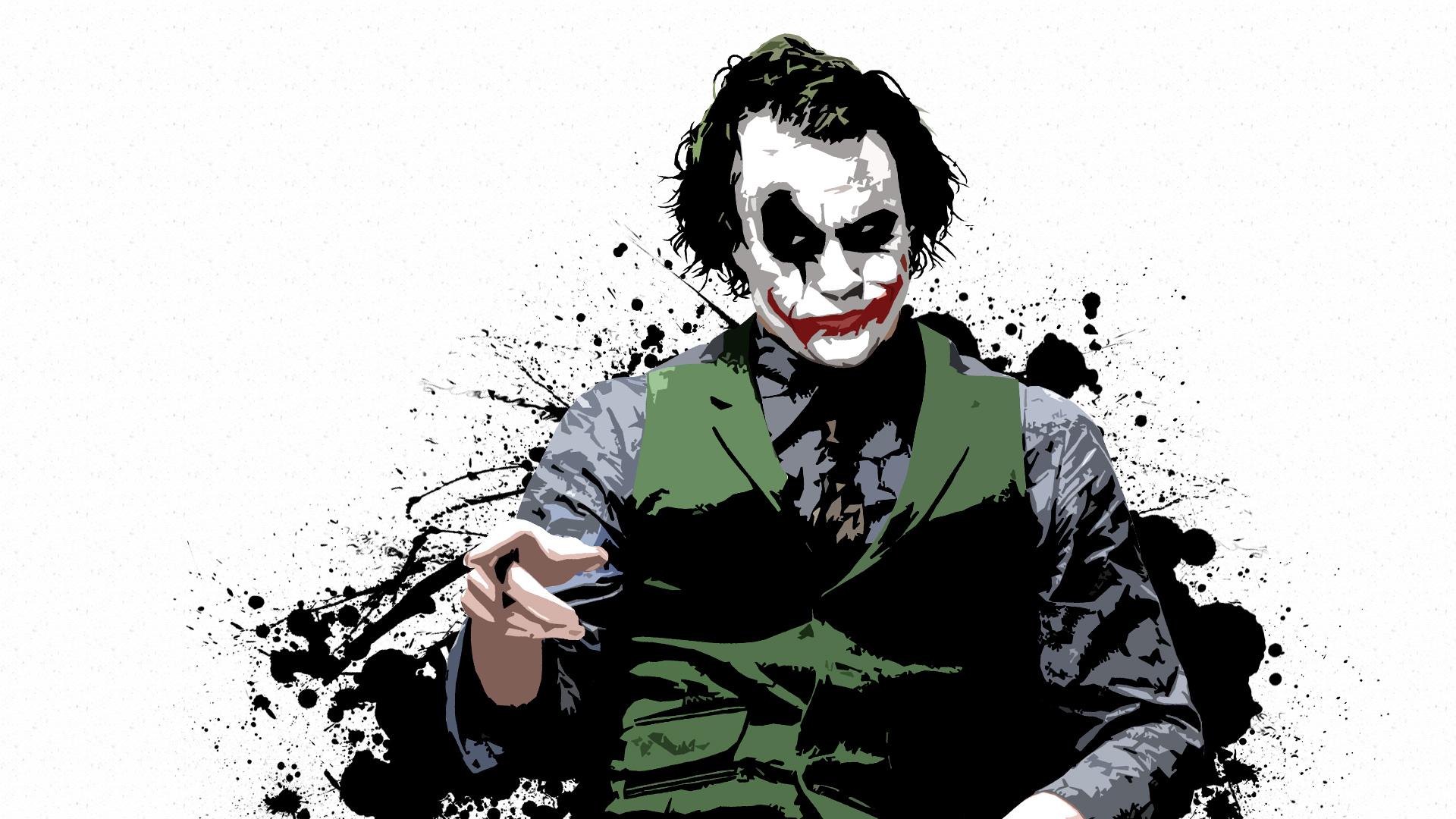 Joker PNG Batman - 163633