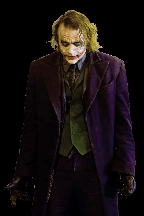 Joker PNG Batman - 163631