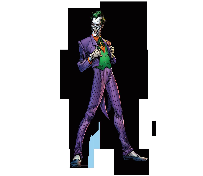 Joker PNG Batman - 163629