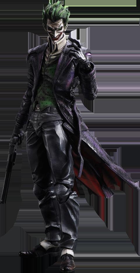 Joker PNG Batman - 163643