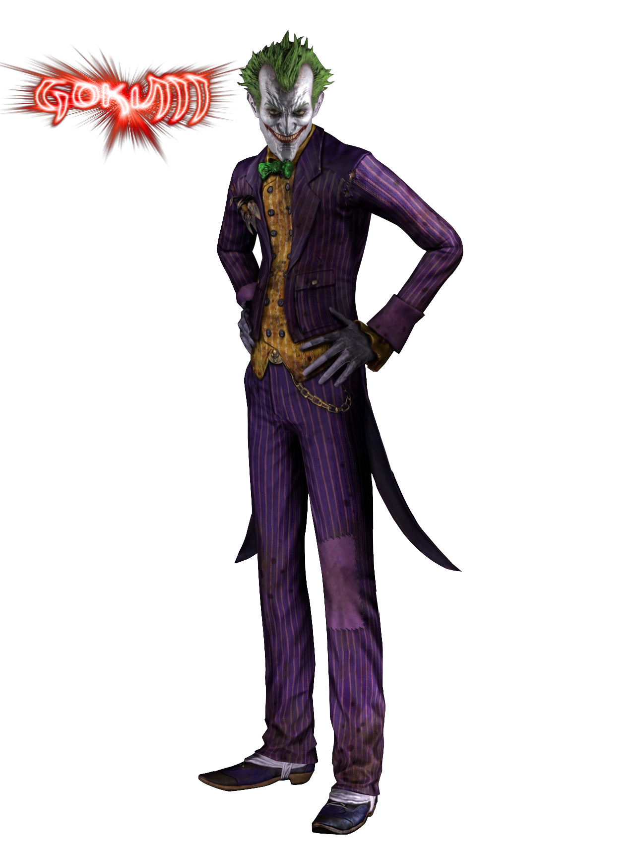 Joker PNG Batman - 163630