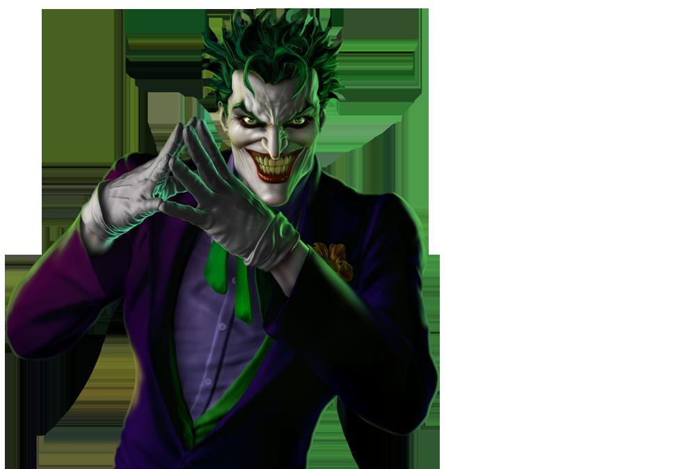 Joker PNG Batman - 163624