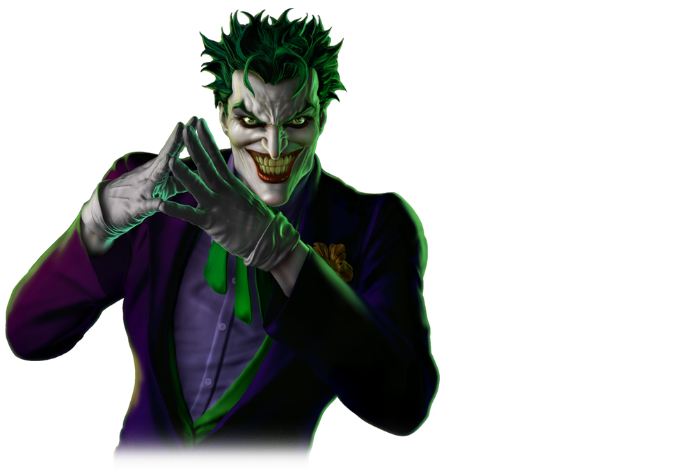 Batman Joker PNG Transparent Picture - Joker PNG Batman