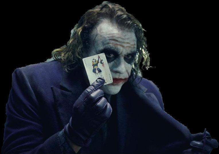 Batman Joker The Dark Knight Png PNG Image - Joker PNG Batman