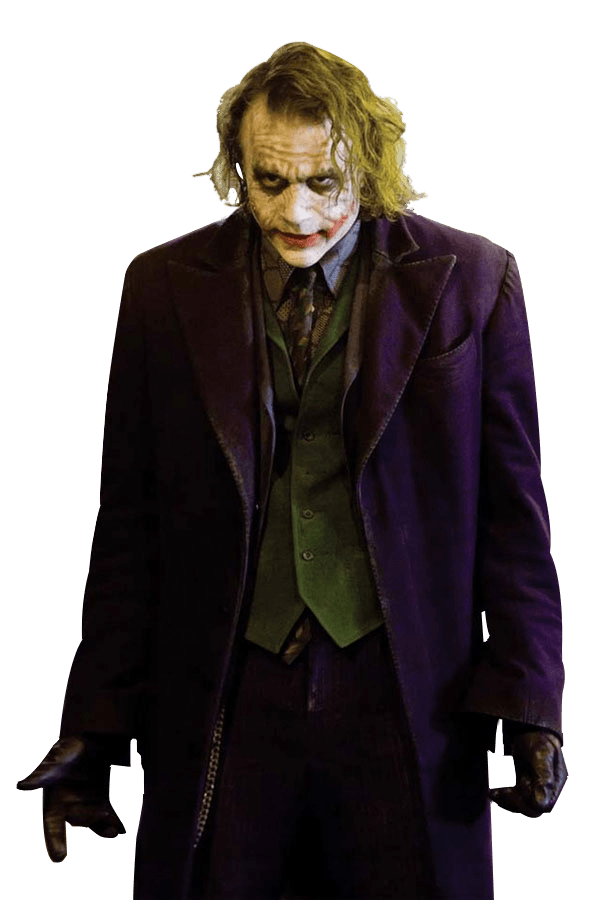 Batman Joker - Joker PNG