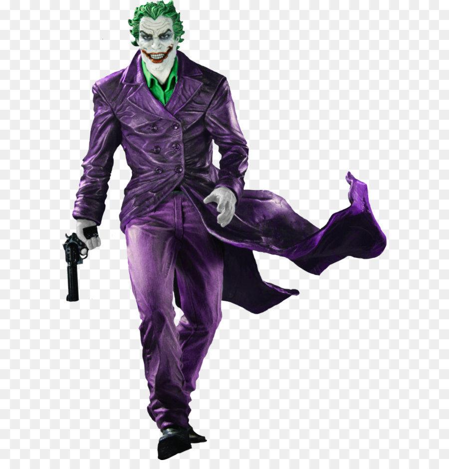 Joker Batman Black and White Statue DC Comics - Joker PNG - Joker PNG Batman