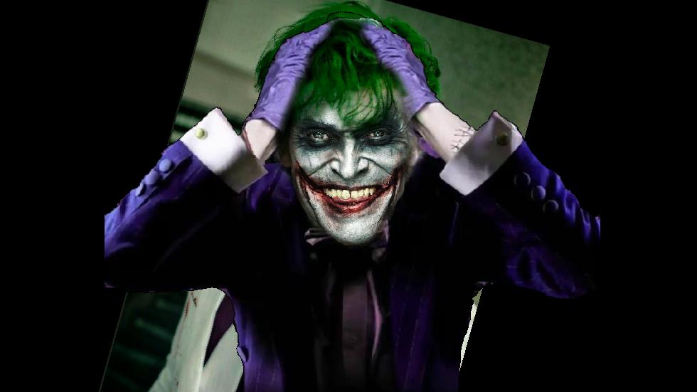 Joker PNG Batman - 163641