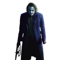 Batman Joker Vector Png PNG Image - Joker PNG