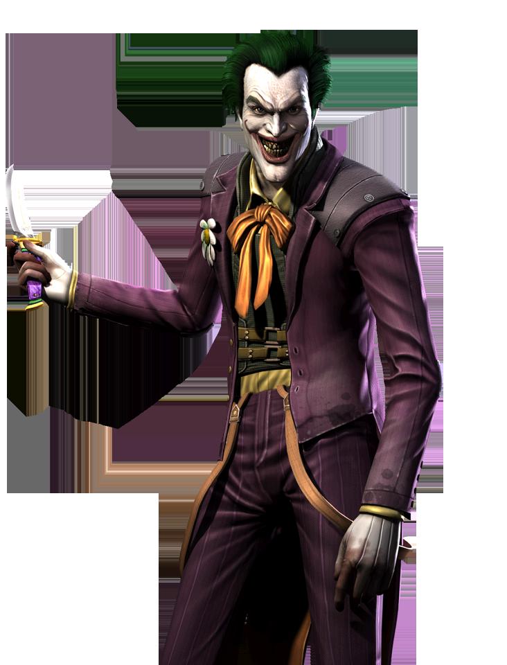 Prime Joker.png - Joker PNG Batman