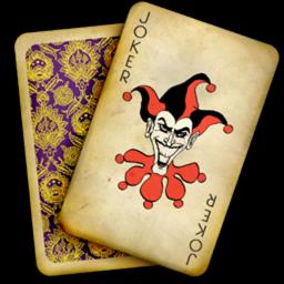 Download PNG | 256px PlusPng.com  - Joker PNG