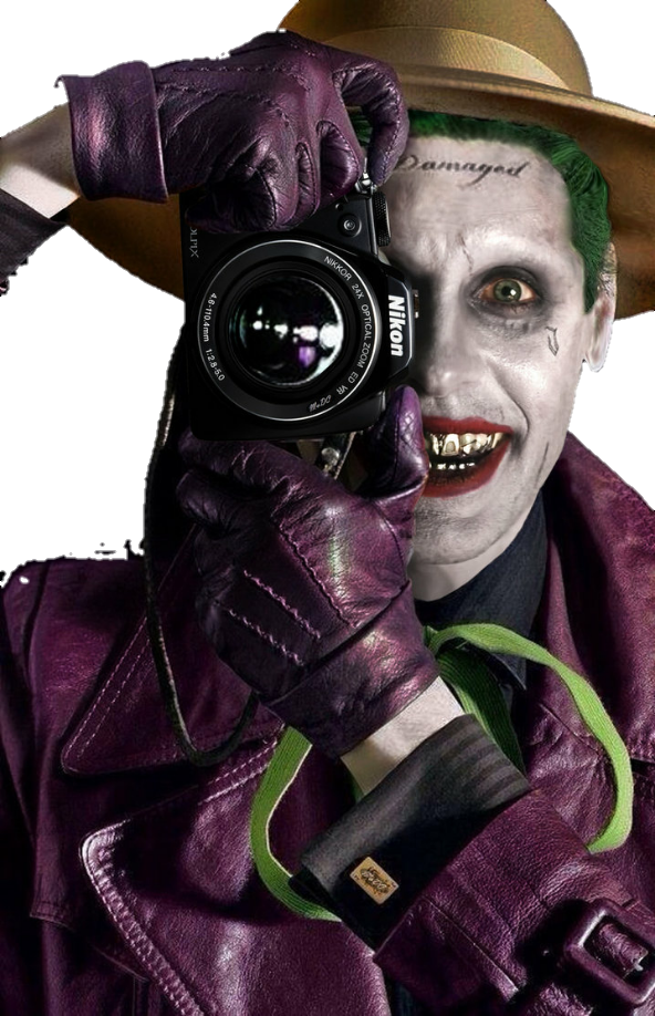 Joker PNG Render by MrVideo-VidMan - Joker PNG