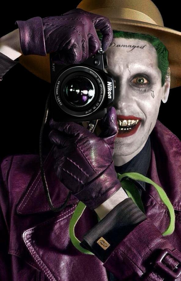 Joker PNG Render by MrVideo-VidMan - Joker PNG