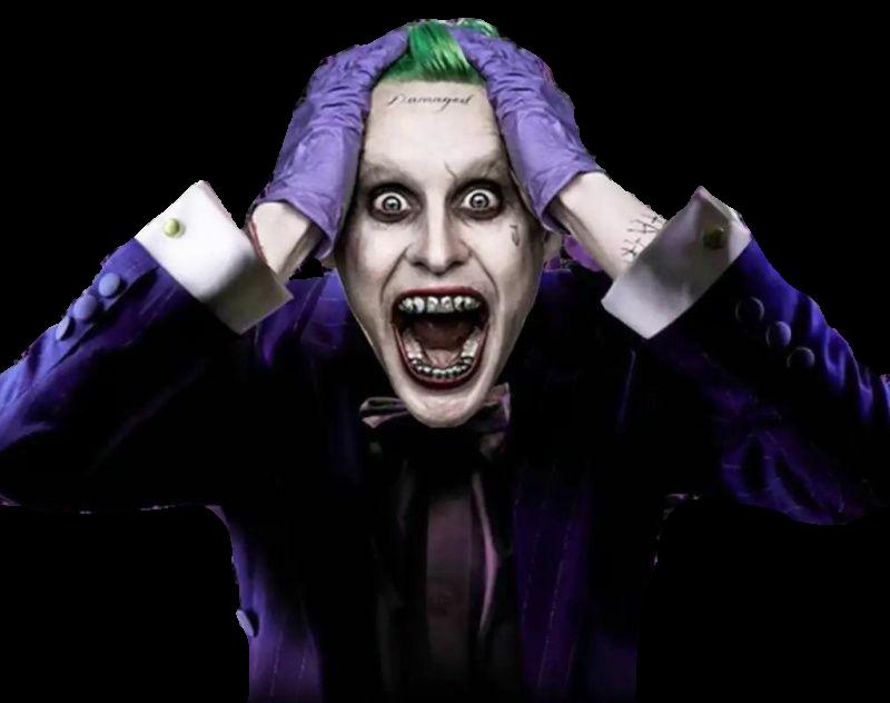 Joker PNG Render by MrVideo-VidMan PlusPng.com  - Joker PNG
