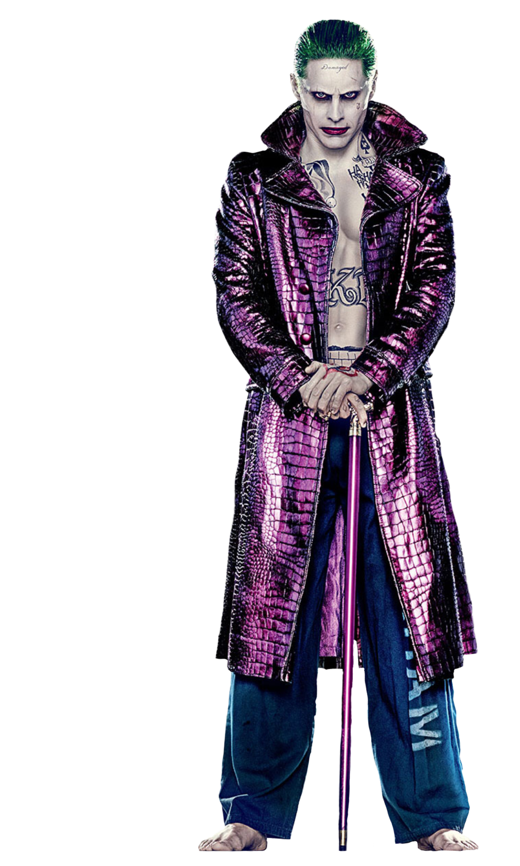 . PlusPng.com The Joker PNG #1 by Anna-x-Anarchy - Joker PNG