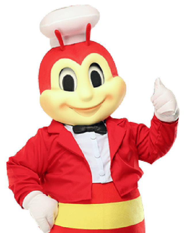 FORMATION HISTORY. Jollibee PlusPng.com  - Jollibee PNG