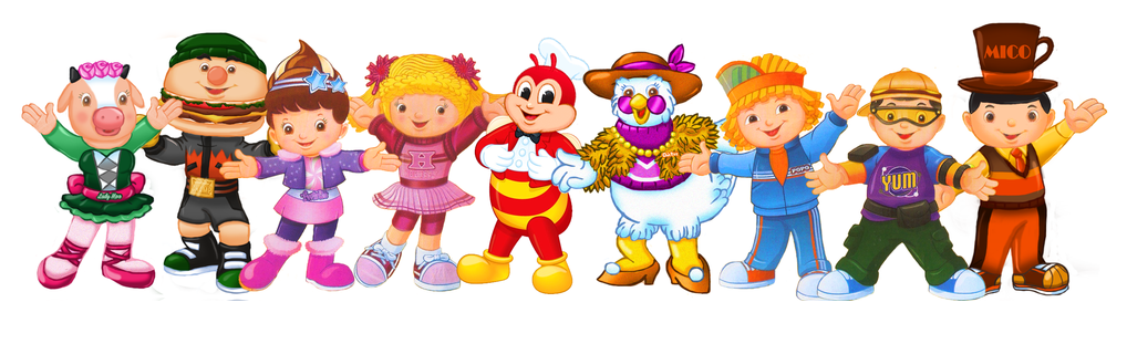 Mico, Lady Moo, and Chickee are the discontinued mascot friends of Jollibee.  They were suppose to represent Jollibeeu0027s PlusPng.com  - Jollibee PNG