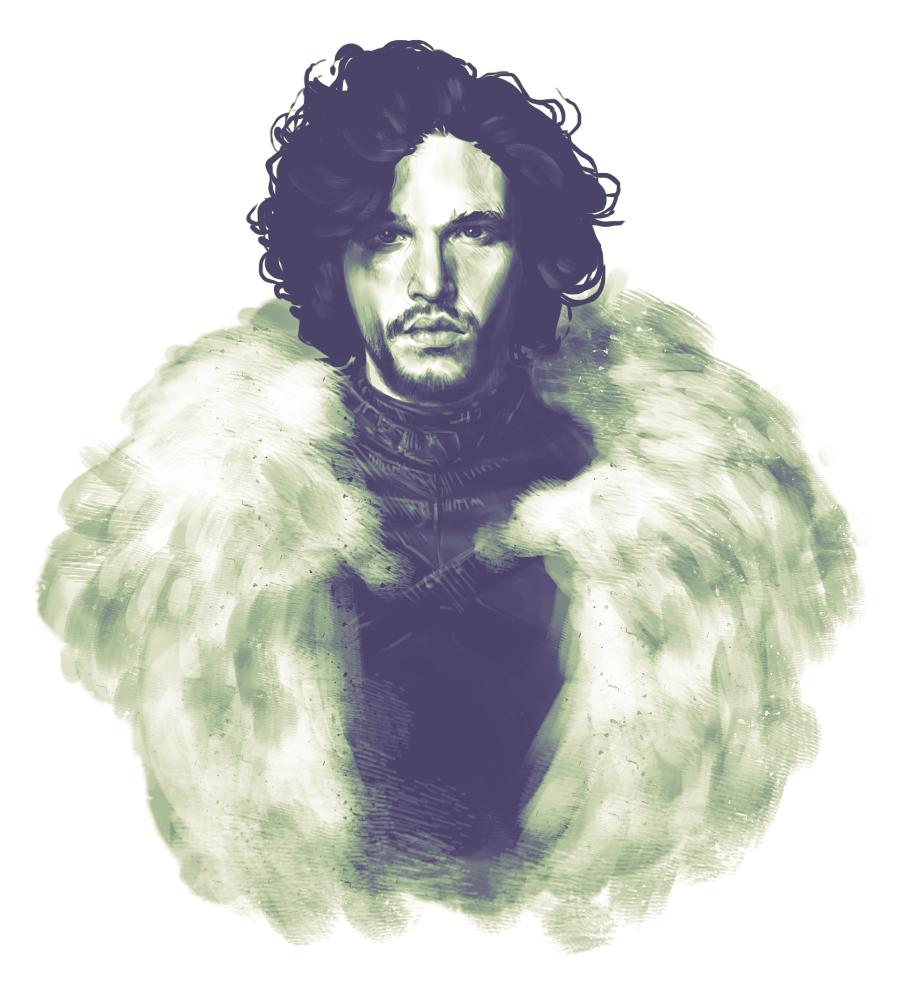 Jon Snow PNG - 19304
