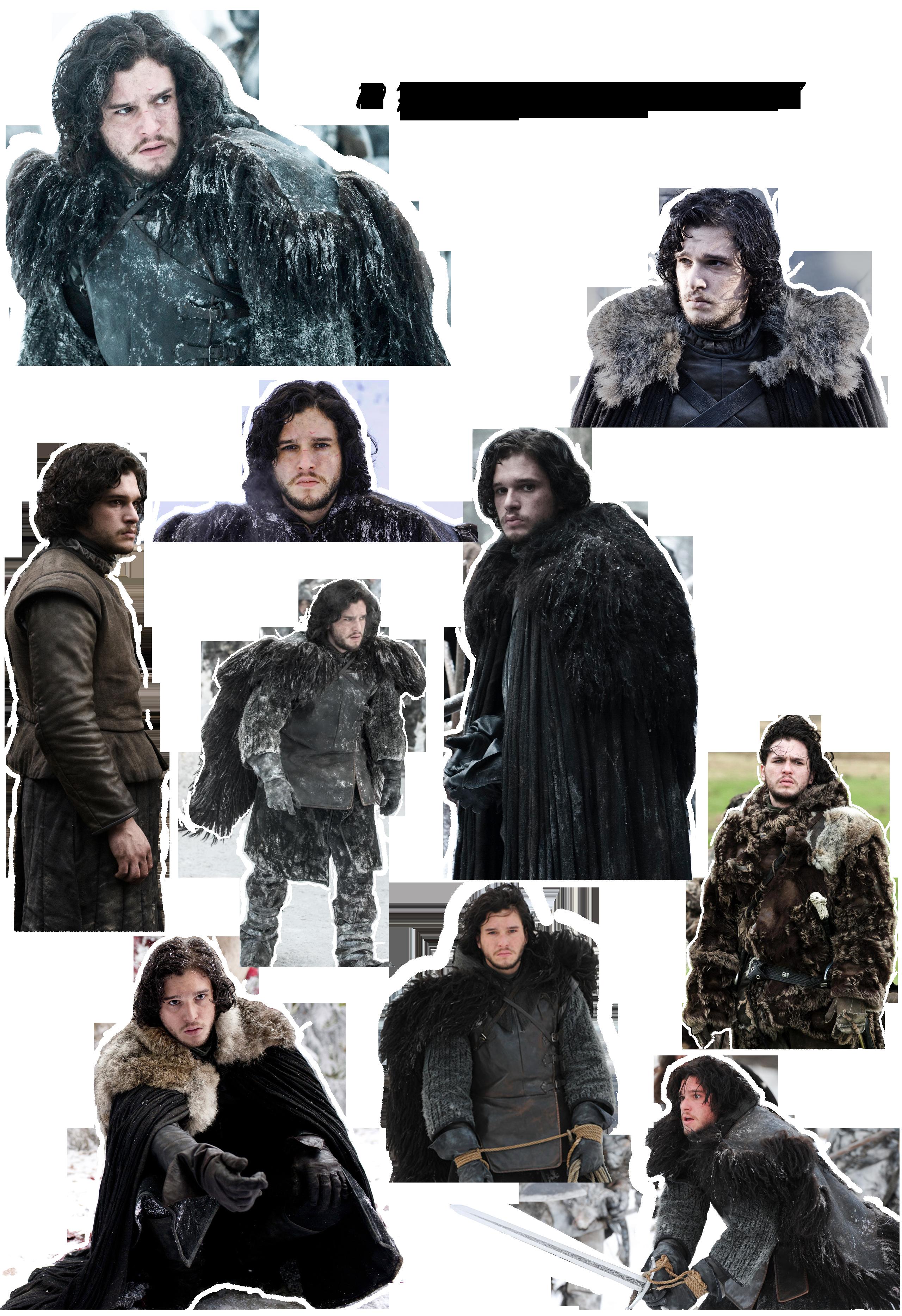 Jon Snow PNG - 19305