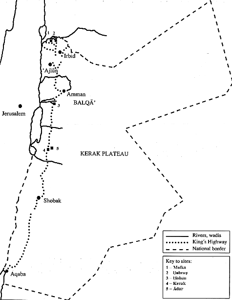 Jordan Map PNG - 50597