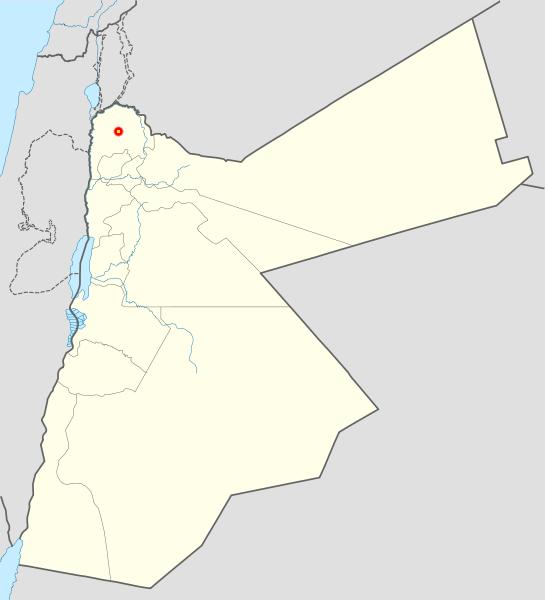 File:Johfiyeh Jordan map.png - Jordan Map PNG