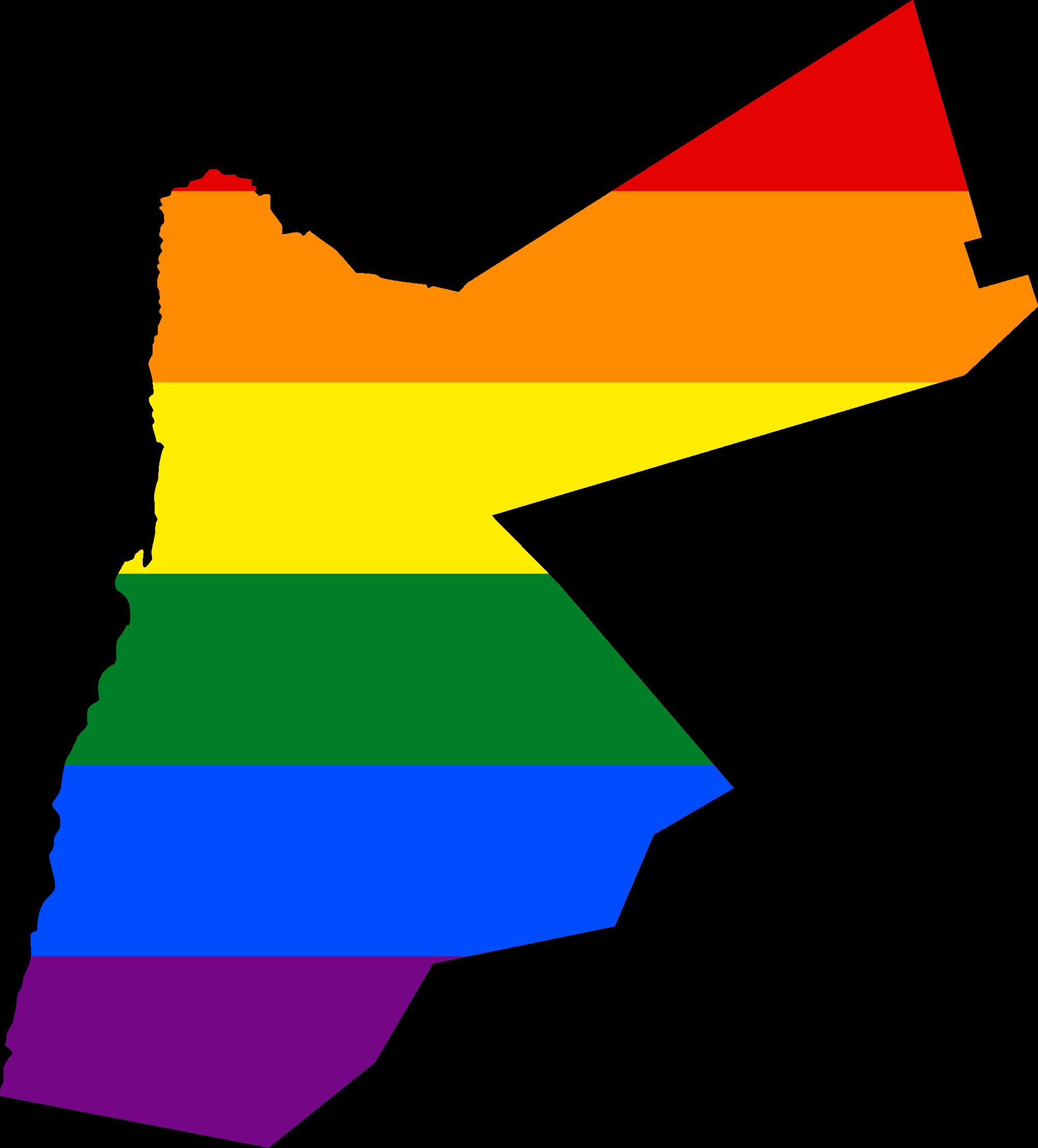 Jordan Map PNG - 50585