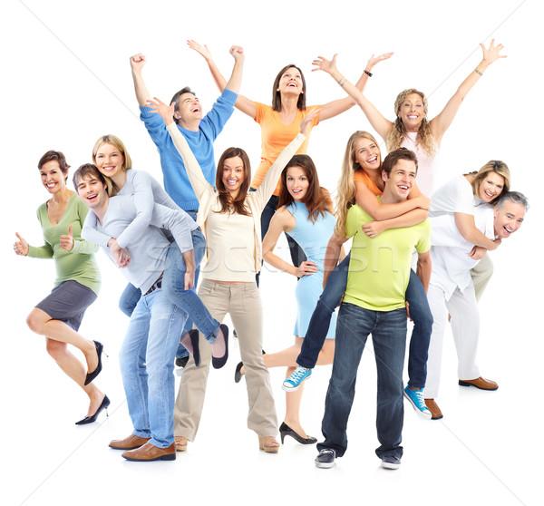 Joyful People PNG - 50451