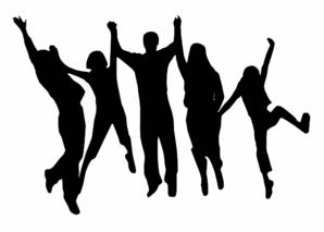 Joyful People PNG - 50453