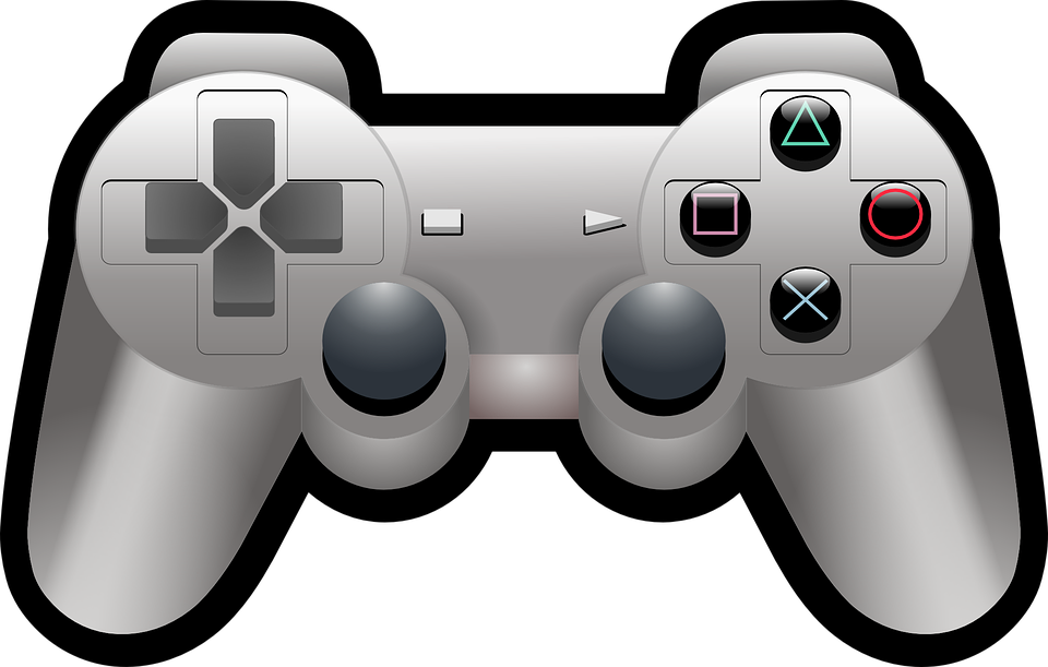 Controller, Joystick, Playstation, Video Game - Joystick HD PNG