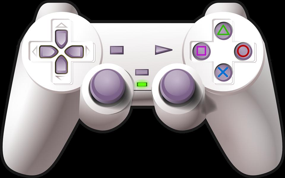 Game Controller, Joystick, Controller, Video Games - Joystick HD PNG