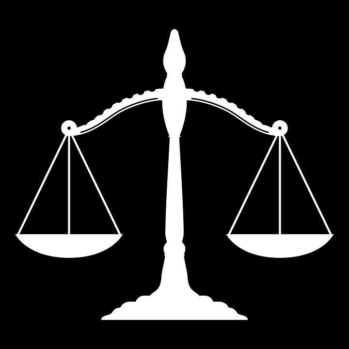 Judge PNG Black And White - 51133