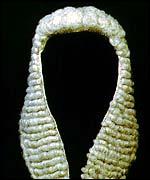Judge Wig PNG - 53654