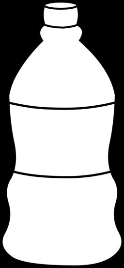 pin Black u0026 White clipart bottle #1 - Jug PNG Black And White