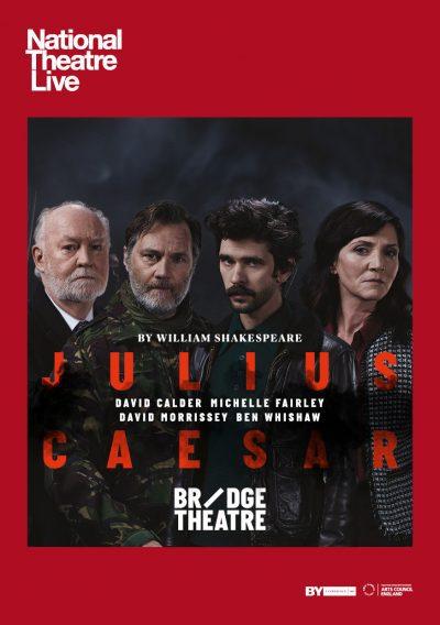 NATIONAL THEATRE LIVE: Julius Caesar - Julius Caesar PNG HD