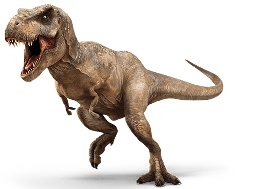 File:T-Rex 3.png - Jurassic Park PNG