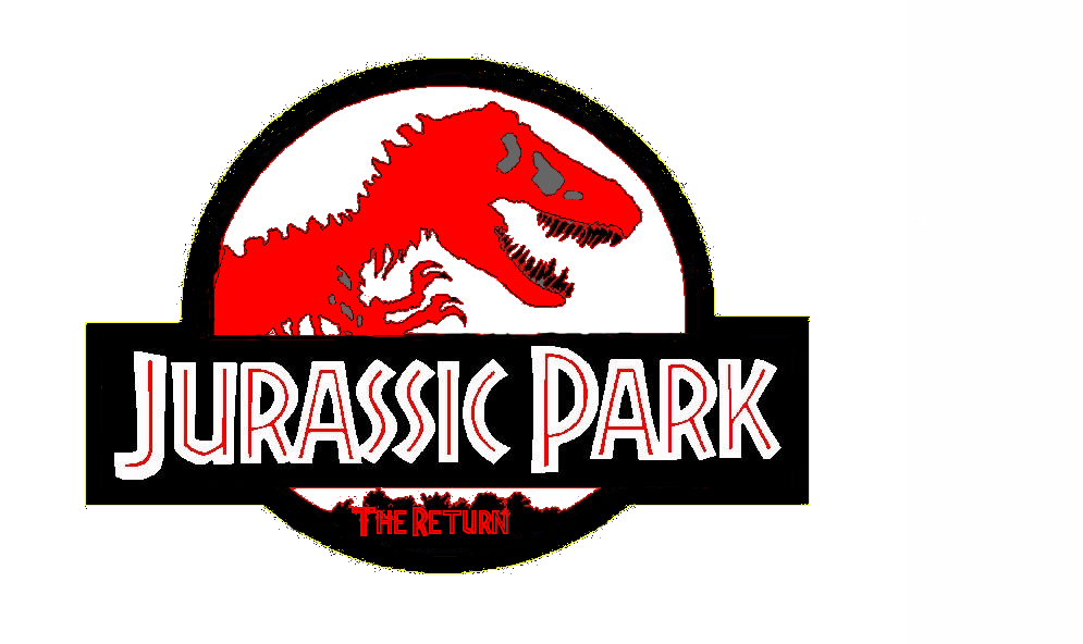 Image - Jurassic Park Return Logo.png | Jurassic Park Fanon Wiki | FANDOM  powered by Wikia - Jurassic Park PNG