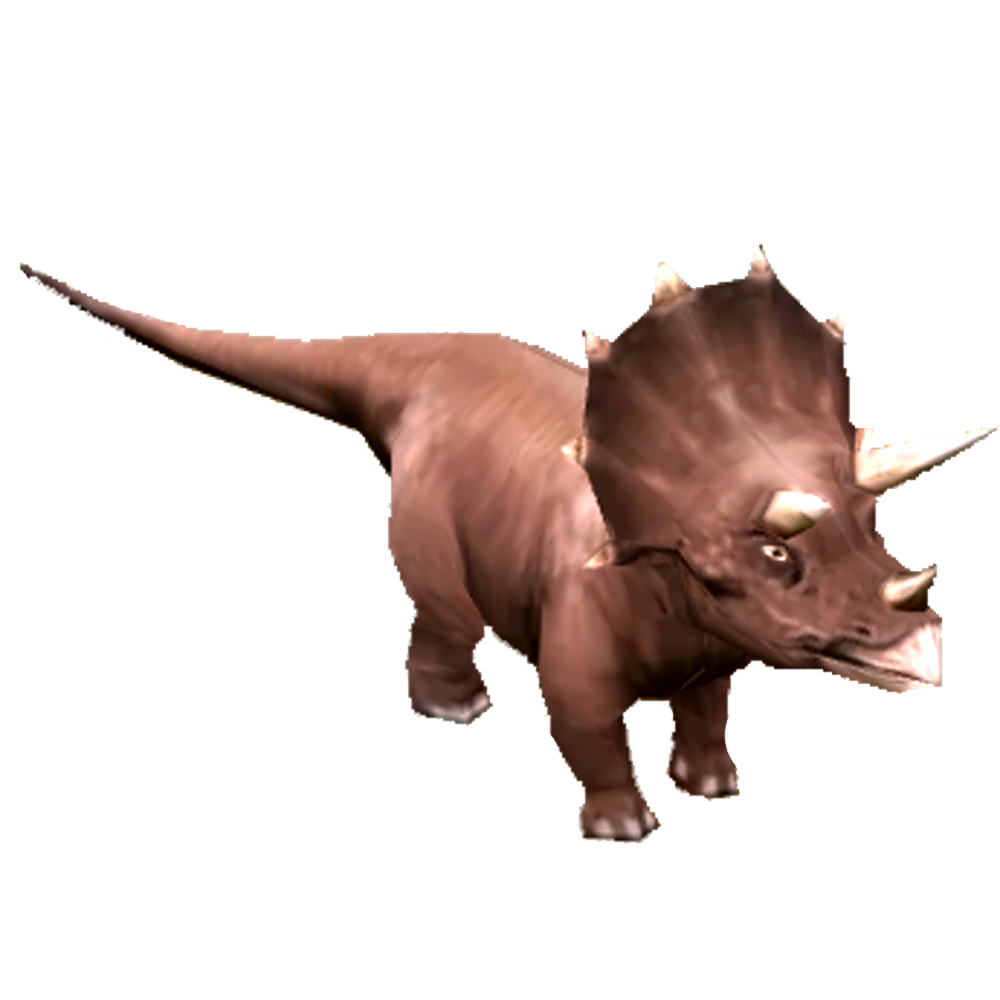 Image - Triceratops-Render.png | Jurassic Park Builder Wiki | FANDOM  powered by Wikia - Jurassic Park PNG