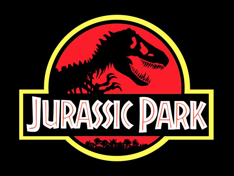 Jurassic Park logo by CamusAltamirano PlusPng.com  - Jurassic Park PNG