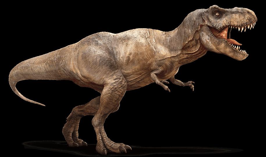 T-Rex 2.png - Jurassic Park PNG