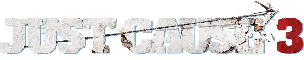 File:Just Cause 3 Logo Fr.png - Just Cause PNG