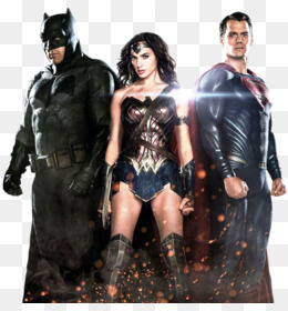 Batman Clark Kent Diana Prince Film DC Extended Universe - Batman Vs Superman  PNG HD