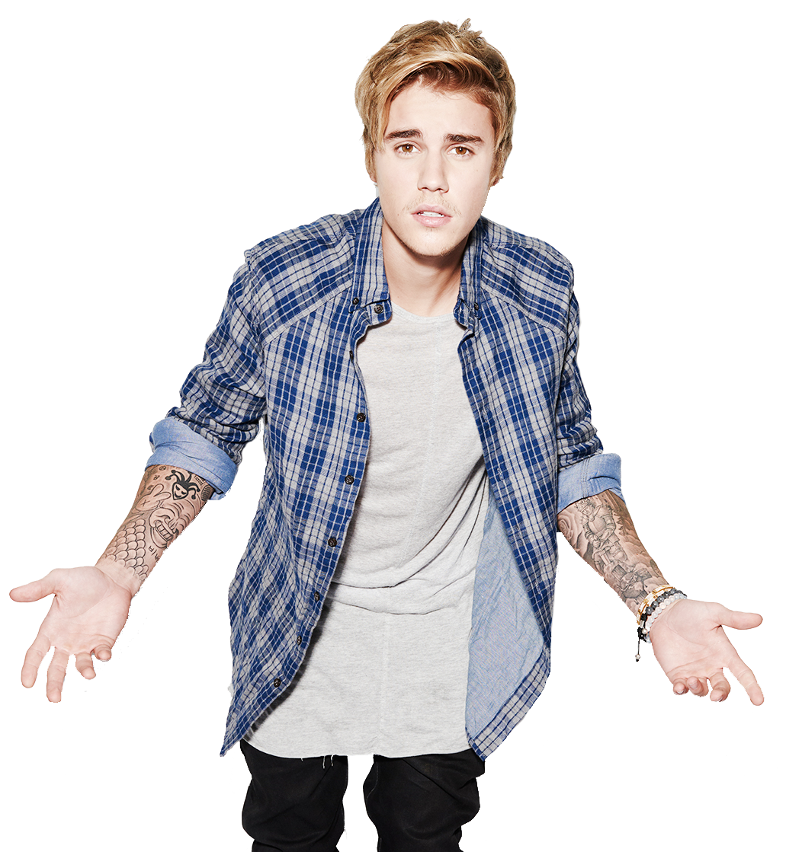 Justin Bieber PNG - 18189