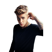 Justin Bieber PNG - 18198