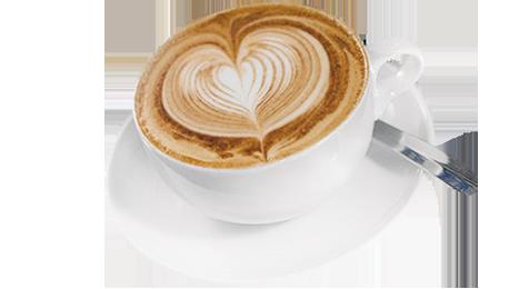 cappuccino - Kaffee Und Kuchen PNG