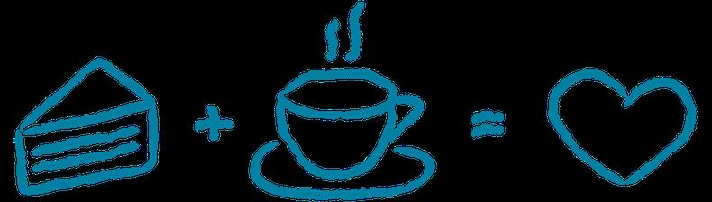 Kaffee, Küche und Kultur in. Hannover - Kaffee Und Kuchen PNG